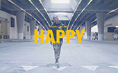 Pharrell Williams-Happy