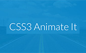 CSS3 Animate It