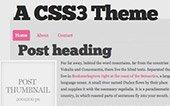 15 HTML5-CSS3 plantillas gratuitas para comenzar tu proximo proyecto web