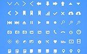 Set de Iconos Retina