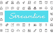 Streamline: iconos iOS7 gratuitos