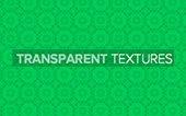 Texturas transparentes para tus diseños